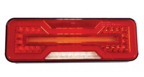 """Achterlicht LED """"Truck LED"""" LINKS 12V/24V (5-functies)"""