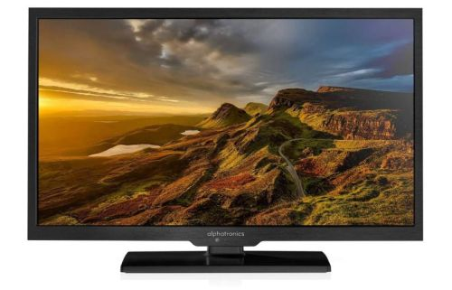 "TV Alphatronics 32"" LED 12V/24V/230V FULL SMART + DVD"