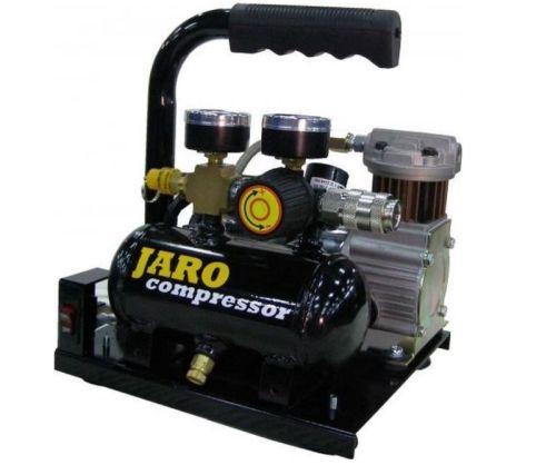 Jaro compressor (34L/min) 12V + ketel 0,5L