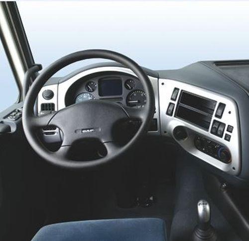 Dashboardset Daf XF 95 zilver 2002/03 origineel