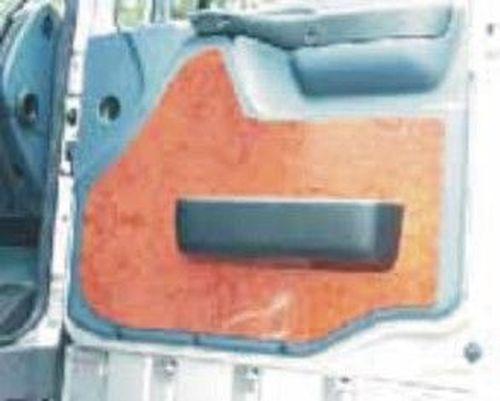 Deurpanelen houtlook Daf XF 95 - all models