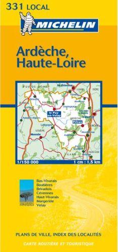 Carte Michelin nr 331 - Tout pour votre voiture et camion Delrue