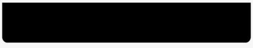 Spatlap ZWART blanco (zonder verkeersborden) B250xH40cm