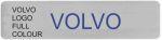 Klever wielboutbeschermer Volvo zilver 2stuks