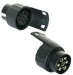 Adaptor stekker remorque 13-polig -> 7-polig