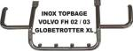 Lampenbeugel Volvo FH02/03 Globetrotter XL