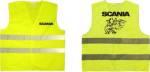 Fluo vest + Logo 12 Scania eagle