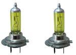 Lamp geel H7 24V/70W 3000K (2stuks)