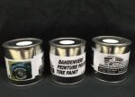 Bandenverfkit special camion wit 250ml
