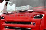 Ruitenwisserarm cover inox Scania L, R, New R, Streamline