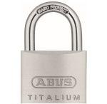 Abus Hangslot 25mm Titalium
