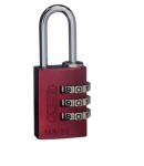 "Abus Hangslot cijfers 20mm ""Travellight 145"""