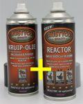 Rustyco PROMO kruipolie + reactor 2x400ml
