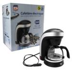 Coffee maker Gps black/silver 6-cups 300W 24V