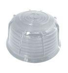 Lens wit Britax voor breedtepalen (dia 5,8cm)