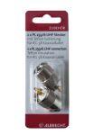 Albrecht CB plug 6mm PL259 (2pieces)
