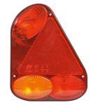 Achterlicht 12V LINKS pos/stop/richting/mist 21,8x17,4cm