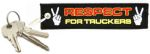 Sleutelhanger Delroad 13x3cm RESPECT FOR TRUCKERS