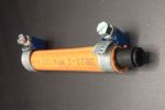 Adaptor montage claxons 6mm flexibel + koppeling