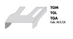 Italy engine cover MAN TGA/TGL M/XL-cabine grey